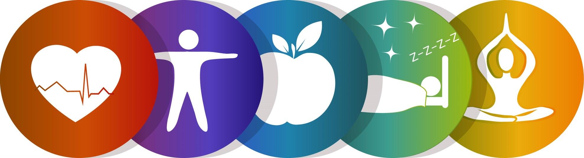 Διάφορα σύμβολα υγείας